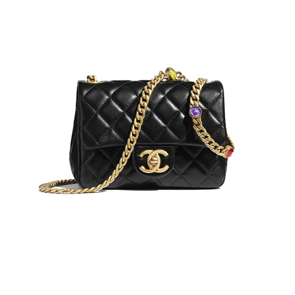 Chanel Flap Bag Black 2021