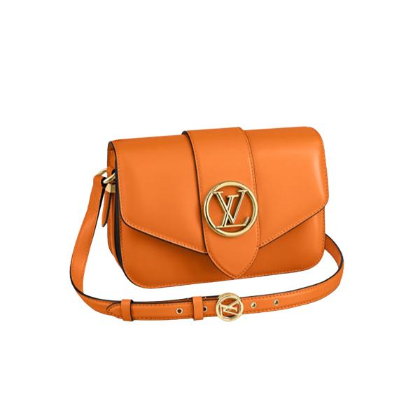 Louis Vuitton Pont 9 Bag Summer Gold