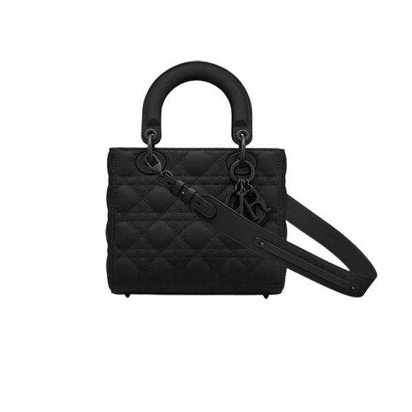 Lady Dior My Abcdior Bag Black