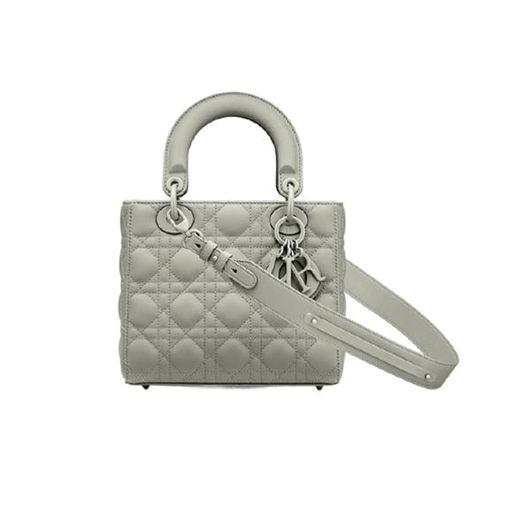 Lady Dior My Abcdior Bag Gray