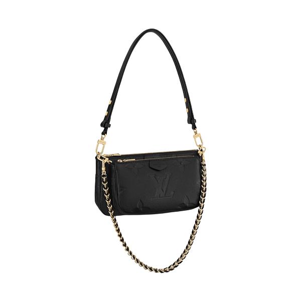 Louis Vuitton Multi Pochette Accessoires black