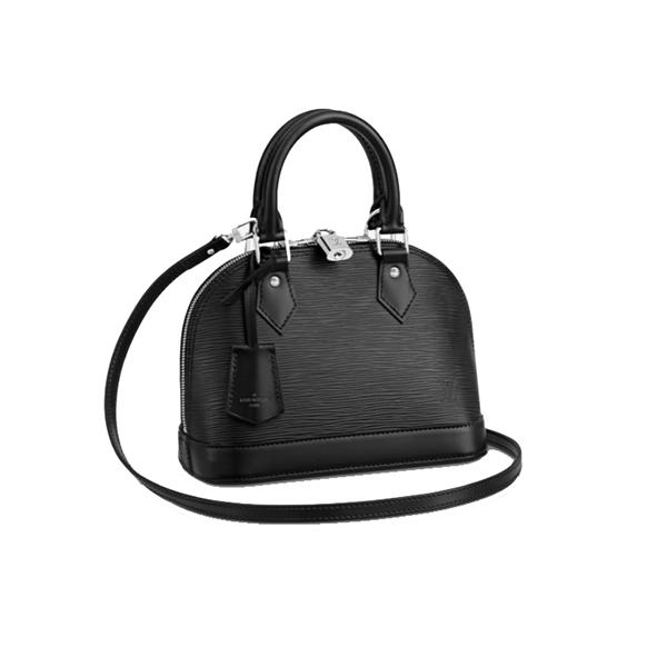 Louis Vuitton Alma BB Noir Epi
