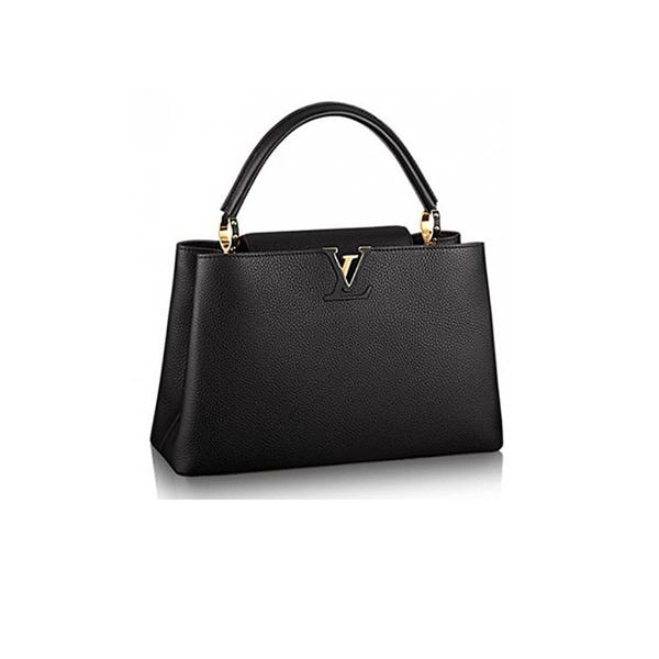 Louis Vuitton Capucines BB Black Taurillon
