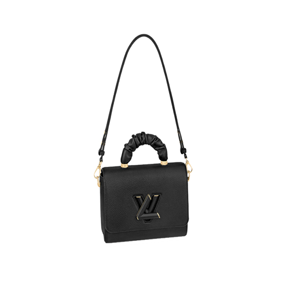 Louis Vuitton Twist Pm Black Bag