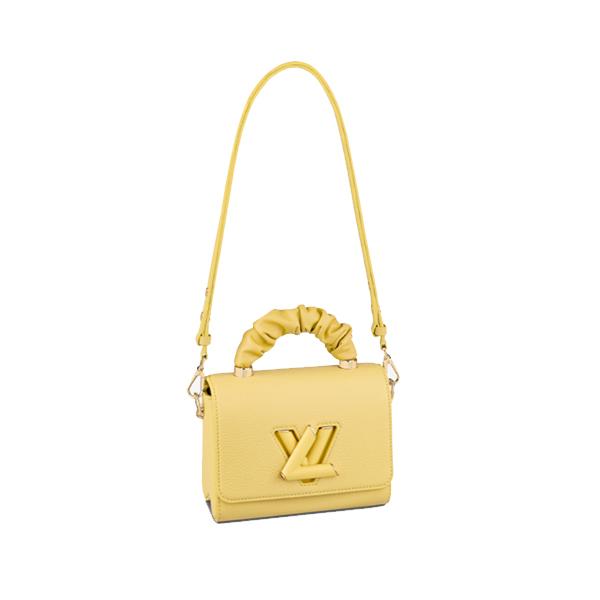 Louis Vuitton Twist Pm Yellow bag