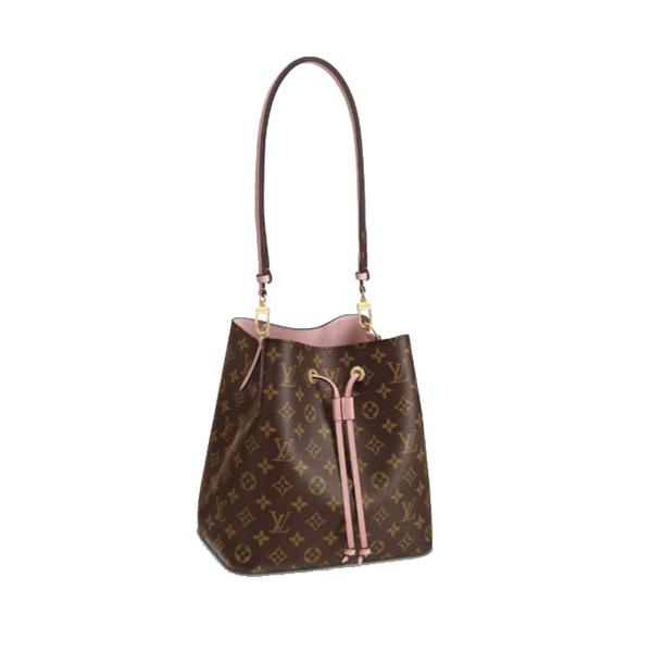 Louis Vuitton NéoNoé Bag Monogram Pink