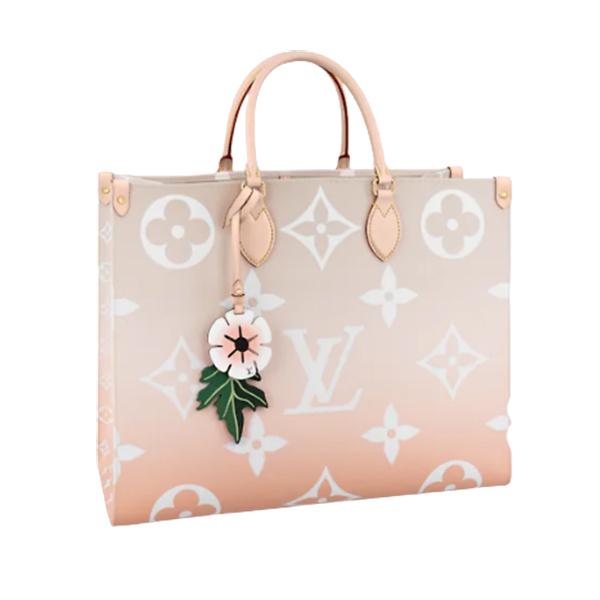 Louis Vuitton Onthego Bag Brume Gray M5764